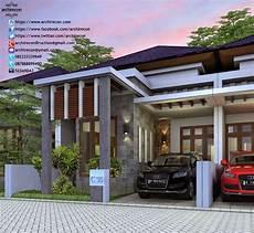 Desain Rumah Minimalis Palembang Mabudi