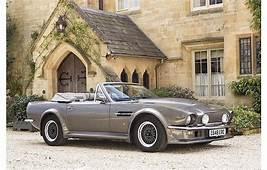 Aston Martin V8 Vantage Volante X Pack Looks Great In