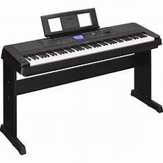 yamaha dgx 660 portable grand digital piano black