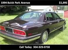 how cars work for dummies 1994 buick park avenue auto manual 1994 buick park avenue used cars kingwood wv youtube