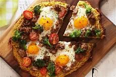 paleo gluten free breakfast pizza recipe paleo newbie