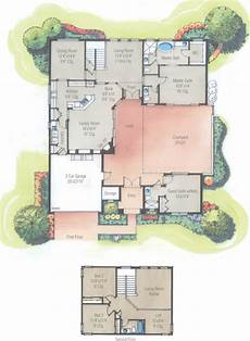 spanish style house plans with central courtyard review hacienda house plans center courtyard image ideas