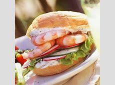 cool as a cucumber shrimp sandwich_image
