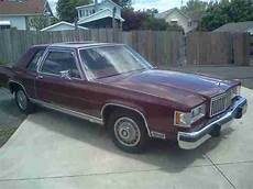 how to learn about cars 1987 mercury grand marquis electronic valve timing purchase used 1987 mercury grand marquis 1 owner car 86 000 miles rebuilt trans in scranton