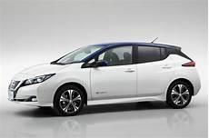 New Nissan Leaf 2019 Model With 200 Mile Range Coming