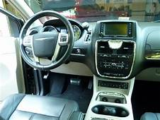 2011 Chrysler Town & Country  Interior Pictures CarGurus