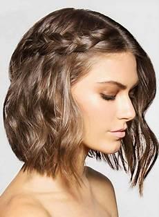 Frisur Schulterlanges Haar - festliche frisuren f 252 r schulterlanges haar