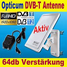opticum ax800 dvb t2 aussenantenne aktive hd tv ax