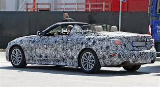 2020 BMW 4 Series Convertible Gives Us Our First Topless