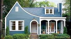 blue exterior paint colors ideas youtube