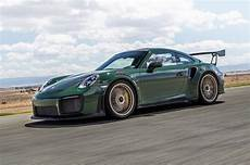 gt 2 rs 2018 porsche 911 gt2 rs weissach edition test record breaker motortrend