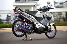 Jual Motor Nouvo Z Modifikasi by Lihat Modifikasi Nouvo Punya Speksifikasi Juara Pakai