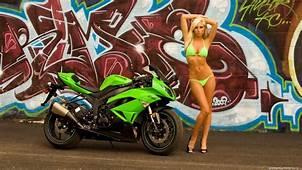Car News And Rumors Hot Girls On Bikes
