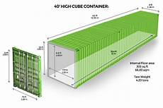 container 40 hc 40 high cube container in 2020 shipping container