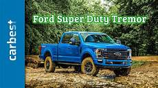 the 2020 ford duty tremor is an roader with 7 3