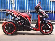 Variasi Motor Fino 125 by 5 Variasi Motor Honda Vario Techno 125 Variasi Motor