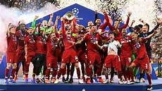 Liverpool Chions League Win Wallpaper by Liverpool Beats Tottenham To Win Sixth Chions League Title
