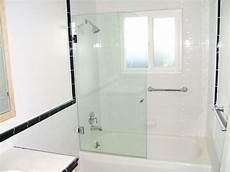 Bad Trennwand Glas - glass screens partitions contemporary bathroom