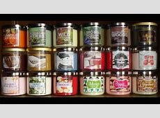 bath and body works candles sales