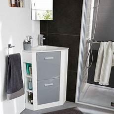 meuble de salle de bain en angle plan vasque d angle pour salle de bain castorama