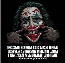 35 Gambar Meme Joker Dengan Kata2 Bijak Yang Keren Di