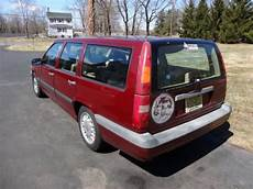 how it works cars 1994 volvo 850 transmission control buy used 1994 volvo 850 base wagon 4 door 2 4l non turbo burgendy 109k mi leather in flemington