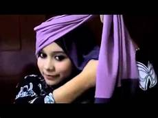 Cara Memakai Jilbab Pashmina Turban Shawl Snood Circle