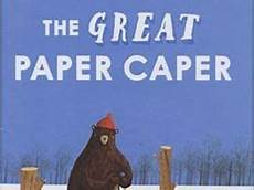 the great paper caper worksheets 15669 the great paper caper by oliver jeffers activities teaching resources