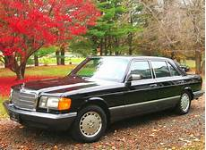how to sell used cars 1991 mercedes benz sl class electronic toll collection 1991 mercedes 560sel left front view classic cars today online