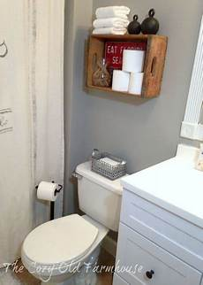 Kidsguest Bathroom Ideas by The Cozy Quot Farmhouse Quot Guest Bathroom Farmhouse