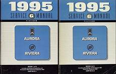 online service manuals 1999 buick riviera auto manual 1995 olds aurora buick riviera repair shop manual original 2 volume set final edition