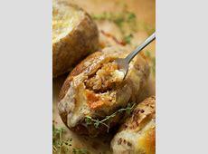 creamy potato soup with onion_image