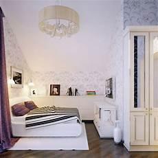Zimmer Mit Dachschräge Farblich Gestalten - schlafzimmer mit dachschr 228 ge 34 tolle bilder