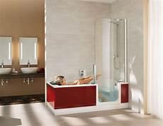 Badewanne Und Dusche Kombiniert - artweger twinline 2 dusch badewanne 160 x 75 cm mit t 252 r