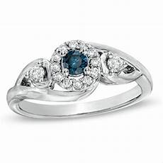 white gold necklace zales diamond ring