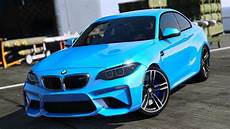 2016 bmw m2 add replace tuning template gta5 mods com