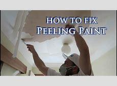 flaking ceiling paint   www.Gradschoolfairs.com