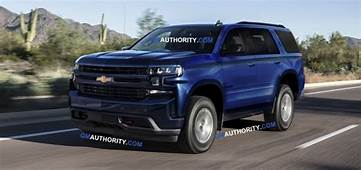 All New 2021 Chevrolet Tahoe Rendered  GM Authority