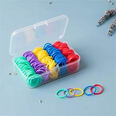 Judy Disposable Rubber Band Pieces judy disposable rubber band 300 pieces one box from