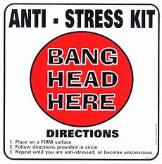 Anti Stress - anti stress kit here