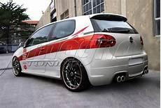 vw golf 5 m style rear bumper