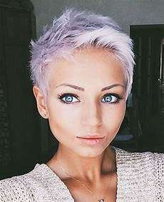 gray hair colors for short hair pixie and bob hairstyles page 11 hairstyles