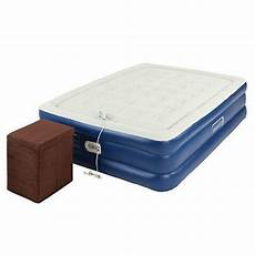 Coleman Air Mattress With Ottoman Click On The