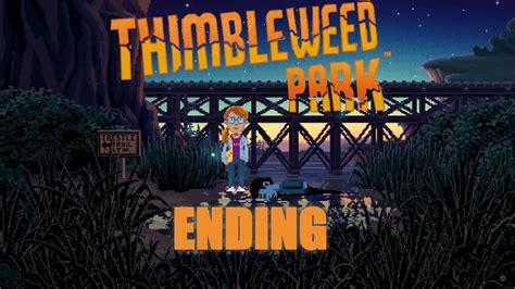 Thimbleweed Park Sewer Raider PART 14