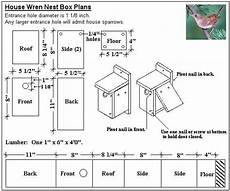 house wren birdhouse plans simple bird house plans smalltowndjs com