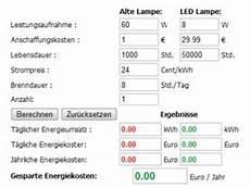 led tools stromrechner und candela lumen umrechner