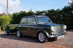 Austin Mini 1000 1988 And Customised Trailer  South