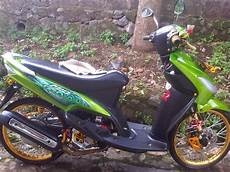Motor Mio Sporty Modifikasi by Gambar Modifikasi Motor Yamaha Mio Sporty Terbaru