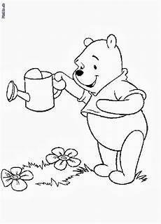 Winnie Pooh Ausmalbilder Zum Ausdrucken Winnie Pooh Malvorlagen
