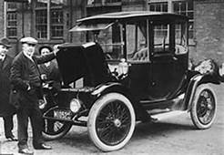 Timeline History Of The Electric Car  NOW On PBS